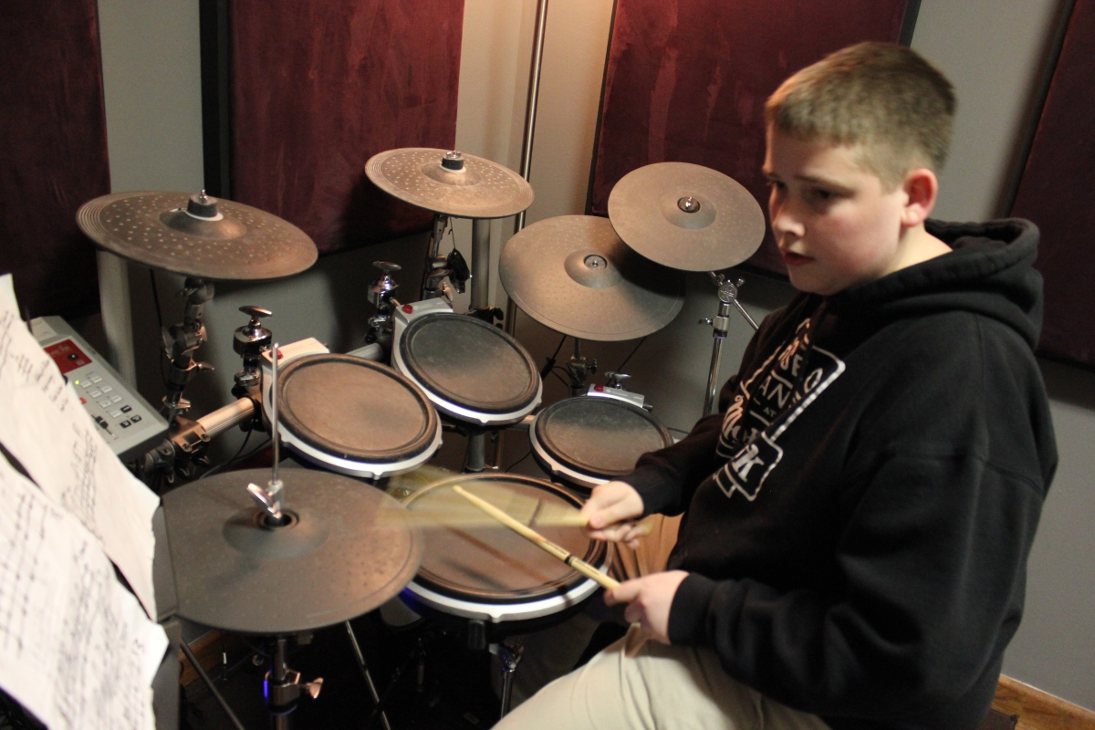 The Woodlands Drum Lessons