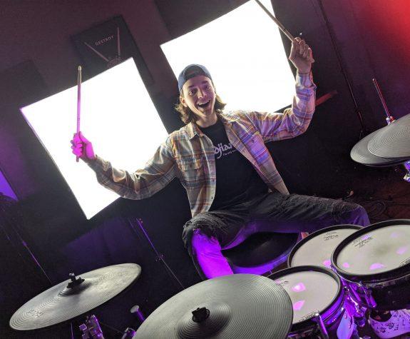 Scott Drum LEssons
